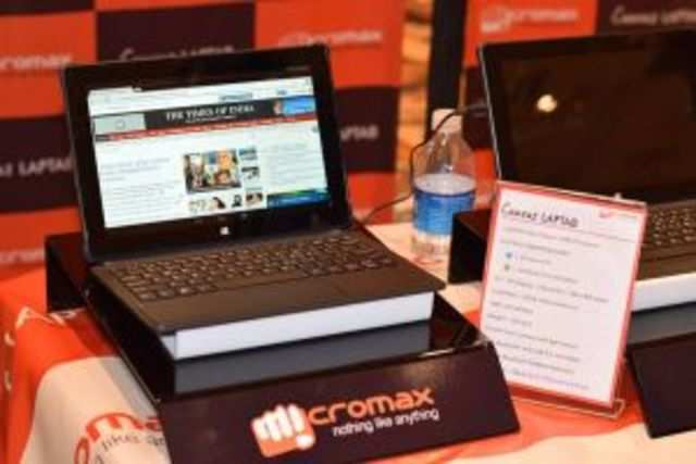 Micromax is still in race to launch Windows Phone devices even though its name was not among the new partners announced by Microsoft.