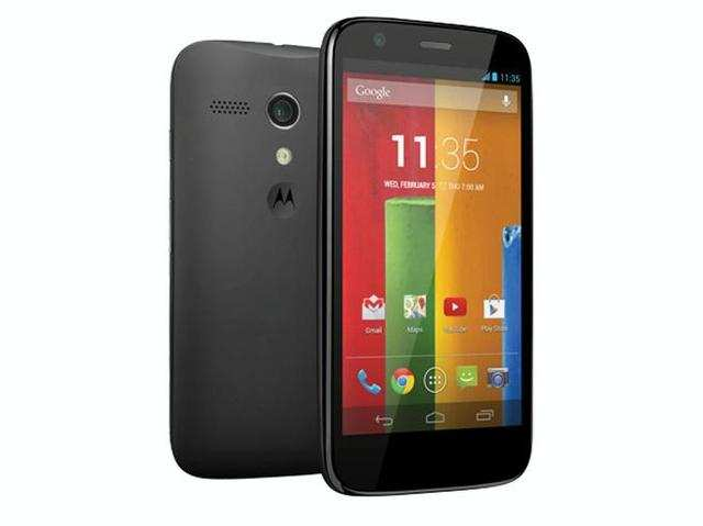 Motorola Mobility says the ramp up of Moto G sales in India was one of the fastest in the world.