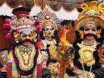Performance: Yakshagana