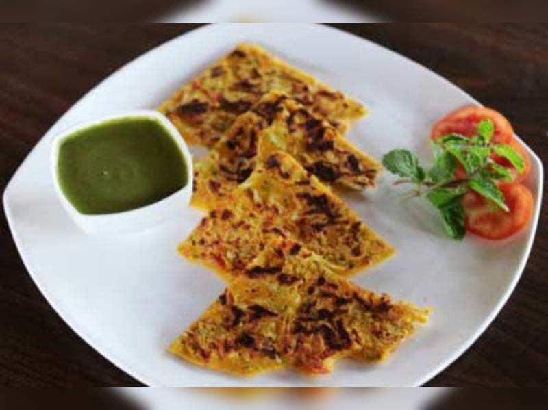 Quick Recipe: Aloo Paratha