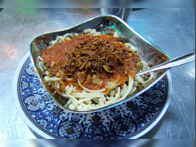 Recipe: Egyptian Koshari