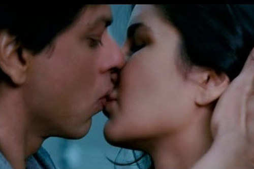 Top 10 Kissing Scenes In Bollywood