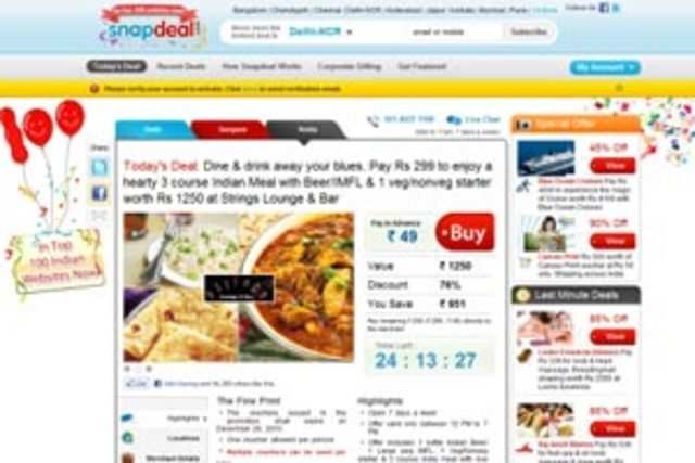 Snapdeal is all set to open its logistics platform SafeShip to other e-commerce companies as a service.