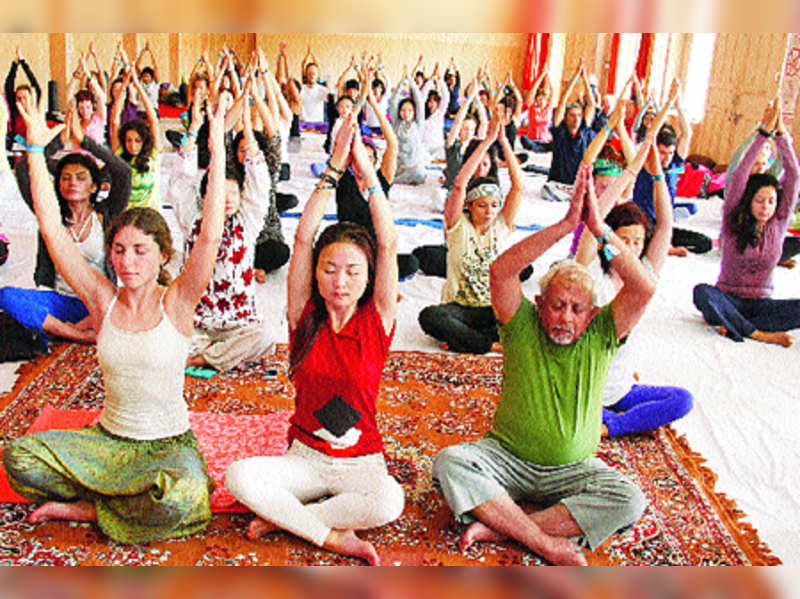 Yoga festivals across the world