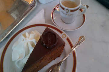 Vienna's cafes