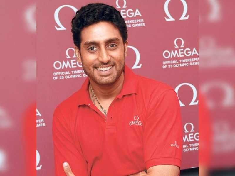"""Abhishek Bachchan (TOI Photo) <a href=""""http://photogallery.indiatimes.com/articleshow/3352021.cms"""" target=""""_blank"""">More Pics</a>"""