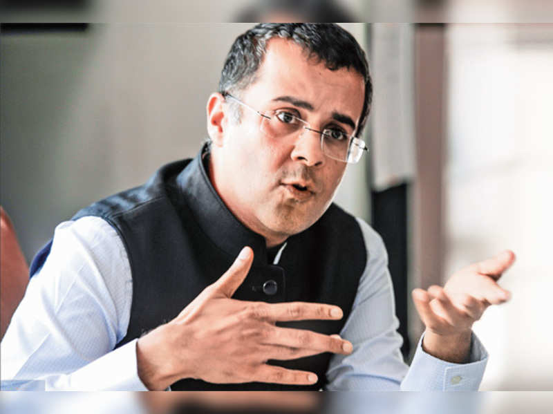 Writing 2 States helped me forgive my father: Chetan Bhagat