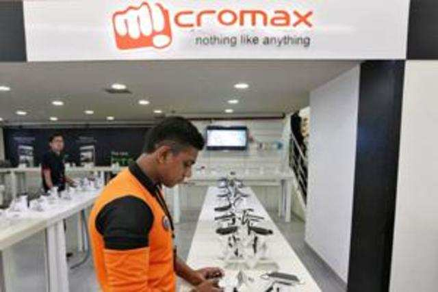Micromax is not keen on investing in any another company currently, a top executive at India's largest home-bred mobile phone maker said.
