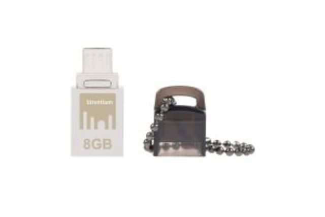 Storage solution companies have now introduced USB drives that feature a micro-USB port.
