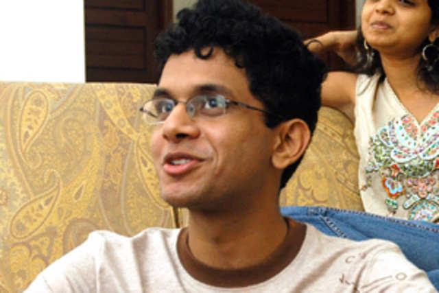 Infosys chairman Narayana Murthy's sonRohanMurthy.