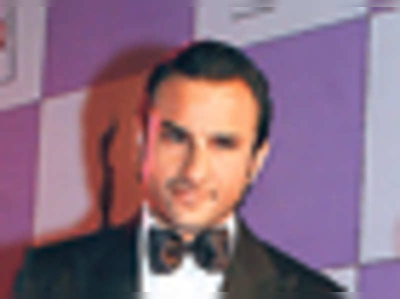 'I went to a Muslim builder,' says Saif