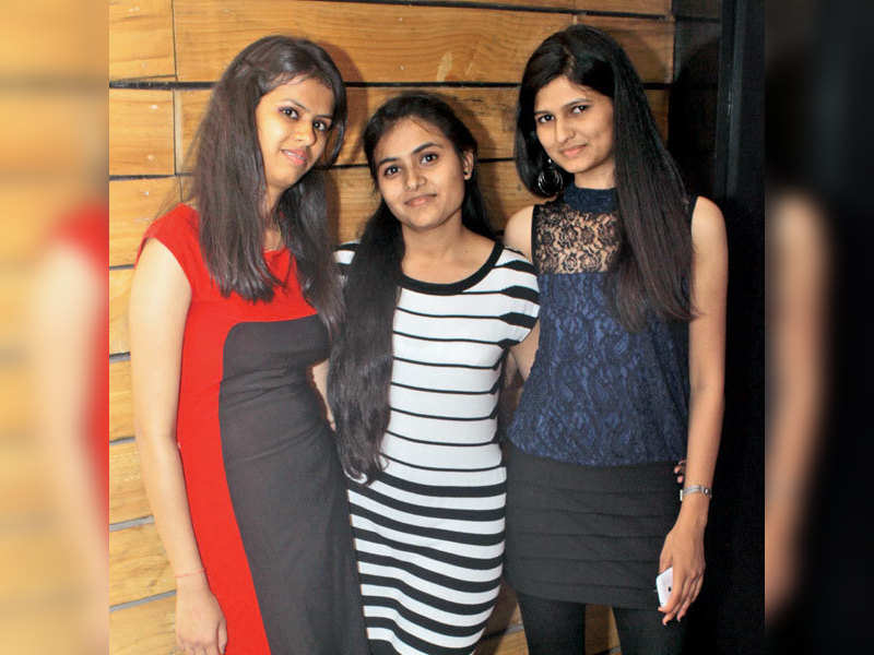 Students Of The Institute Of Engineering And Science Ips Academy Threw A Freshers Party In Indore Events Movie News Times Of India