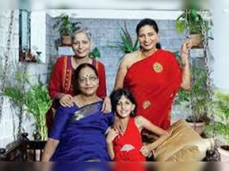 Gauri and Kavitha Lankesh--Tale of two sisters