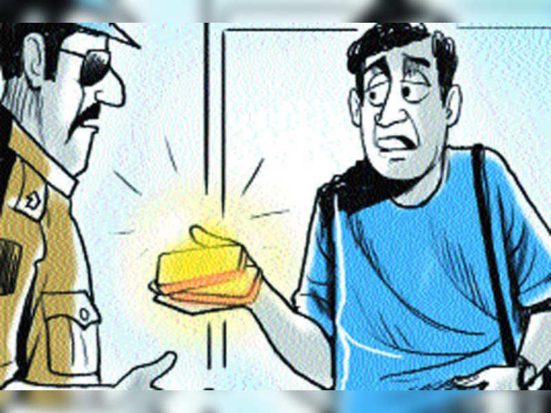 Crooks get creative smuggling gold into Kerala