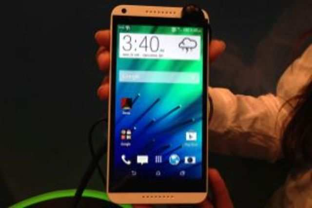 HTC Desire 816 follows the same design philosophy as the company's flagship phone, HTC One complete with dual, front stereo speakers.