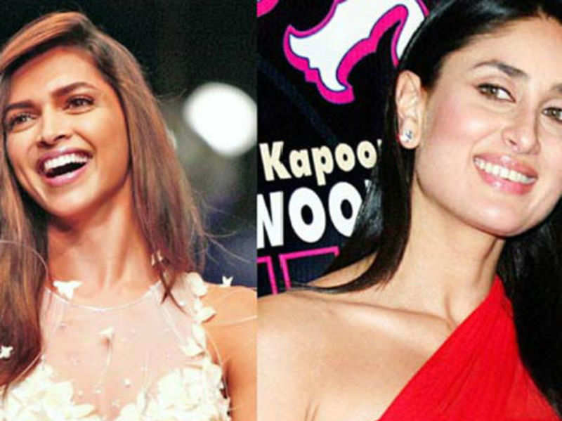 Cold war between Deepika Padukone and Kareena Kapoor?