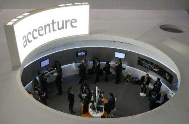 At Accenture India, a roll of the dice is all it takes for an employee to become boss.