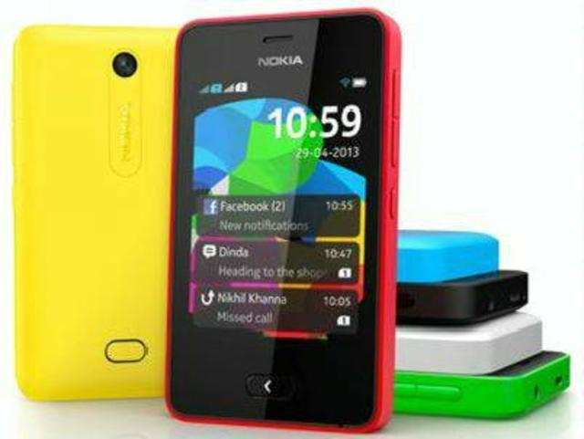 Microsoft will target the $50 billion affordable handset market to restore lost glory of Nokia.