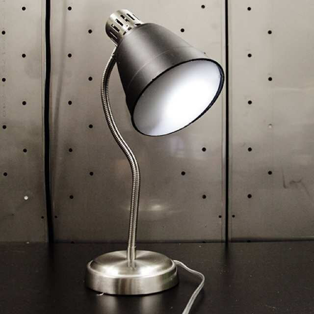 The lamp dubbedConversnitchsurreptitiously listens in on nearby conversations and posts snippets of transcribed audio on-line.