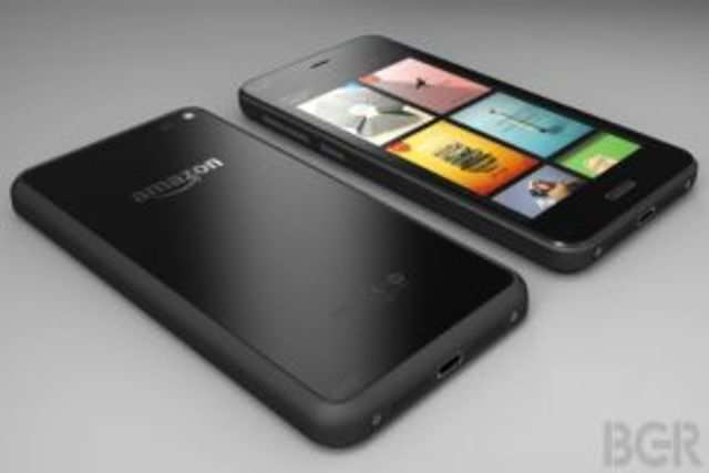 Alleged images of Amazon's forthcoming smartphone have leaked online claiming to reveal the phone's form factor.