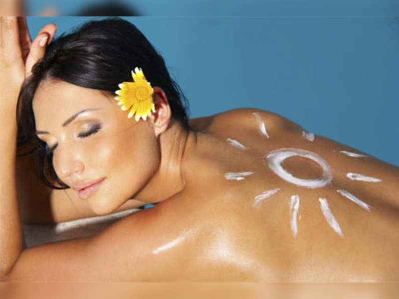 Anti-tanning treatments for summer
