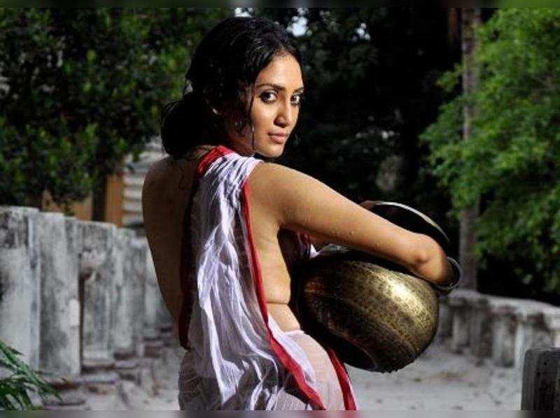Bappaditya's next is on women in wet saris