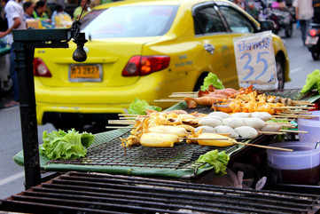 Indulge in street food
