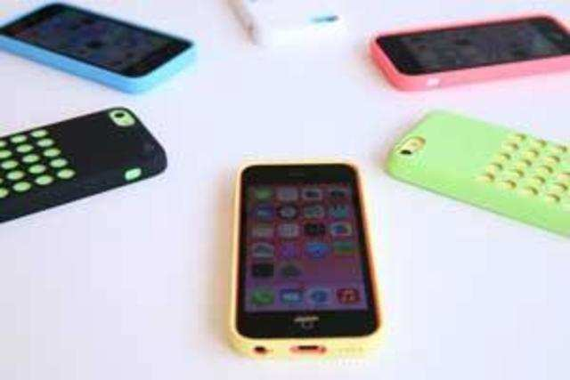 Apple will launch the iPhone 5C 8GB model in India by early June to shore up volumes.