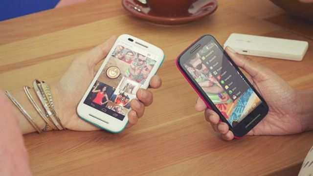 The only way to keep high revenues afloat is to increase the number of handsets sold.