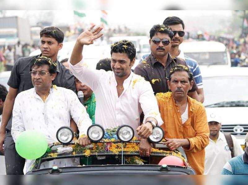 Dev, the actor or Dev, the MP?