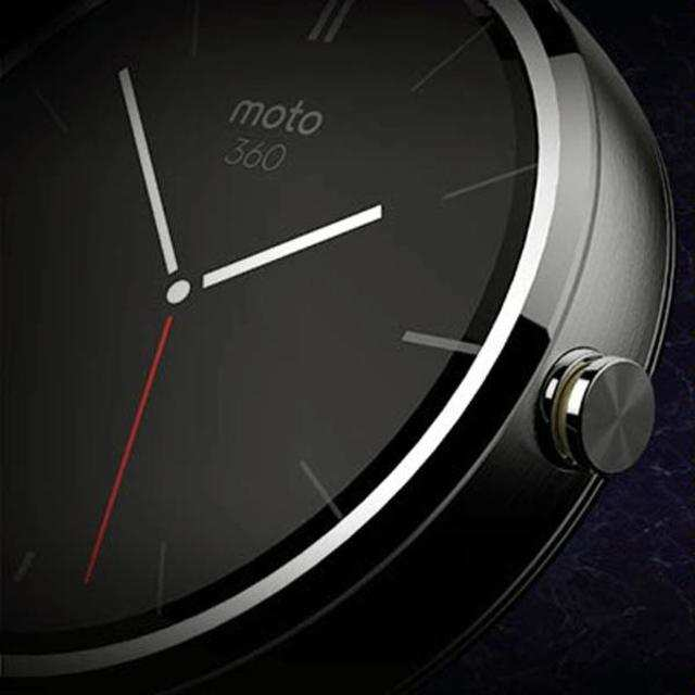 The Moto 360 could be arriving in less than two months time.