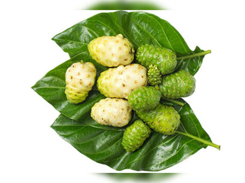 Raise a toast to your health with Noni juice