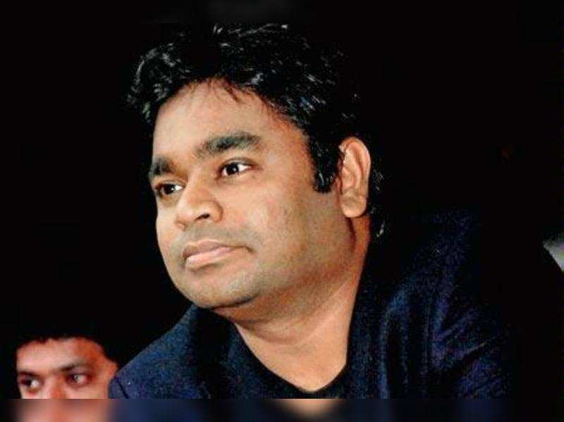 A R Rahman collaborates with will.i.am on Urvashi song remake