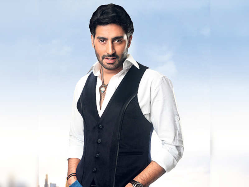 """Abhishek Bachchan (TOI Photo) <a href=""""http://photogallery.indiatimes.com/articleshow/3549117.cms"""" target=""""_blank"""">More Pics</a>"""