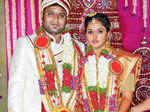 Bheeshma-Supriya Reddy's wedding