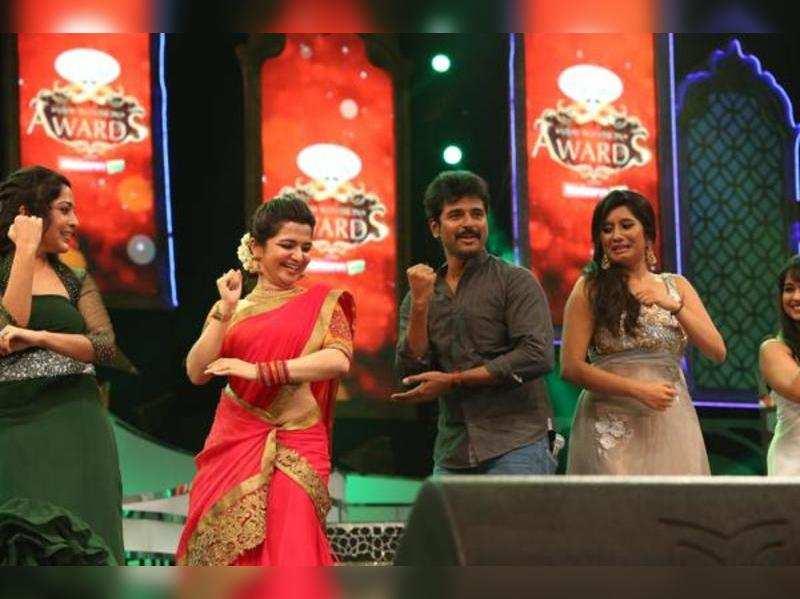 Vijay Tv: Vijay Television awards launched - Times of India