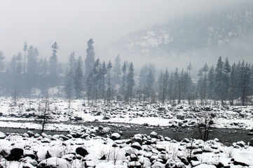 Winters in Manali