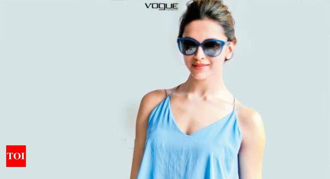 d22b07da7ec3d Vogue Eyewear launches Deepika s Selects in Mumbai   Mumbai News - Times of  India