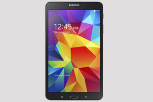 While Galaxy Tab 4 10.1 has been priced atRs23,960, Galaxy Tab 4 8.0 costsRs30,498.They are presently listed on Samsung's e-commerce website but are not in stock.