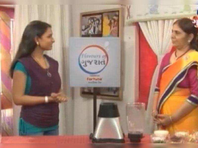 Prachi with Dr Raseela Patel