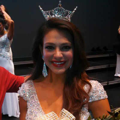 Caitlin Brunell crowned Miss Alabama 2014