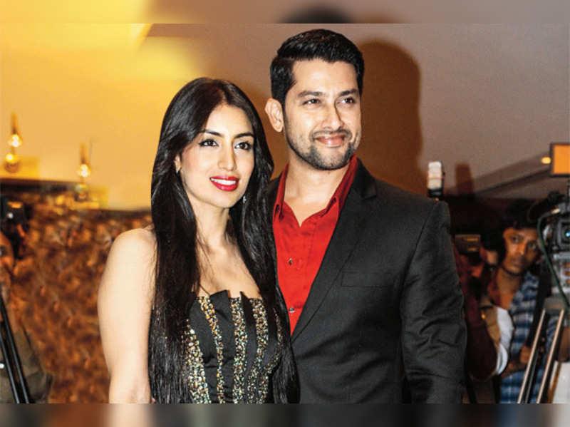 Aftab Shivdasani ties the knot with Nin Dusanj