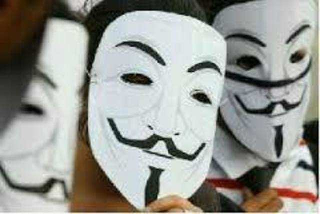 The group has hacked into, brought down (DDoSattack) and defaced a number of websites.