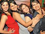 DJ Gaurav Sani's dance party