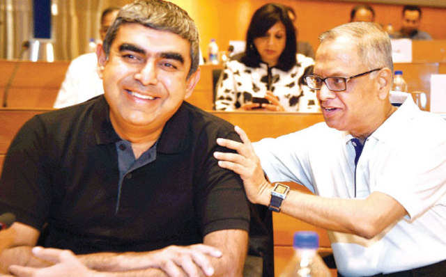 It's an honour to be a leader of an iconic company that has been built by pioneers, says Sikka.