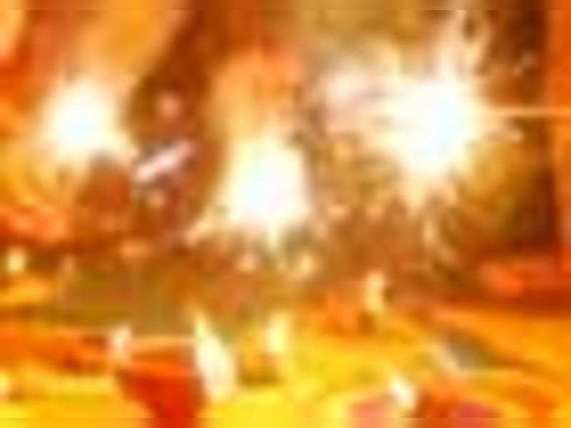 'Proper handling of firecrackers a must'