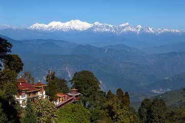 Take the Darjeeling ropeway