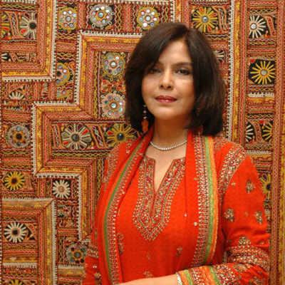 Superstar Salman Khan is a big fan of former beauty queen Zeenat Aman.