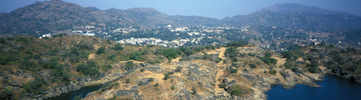The charming hill town of Mount Abu