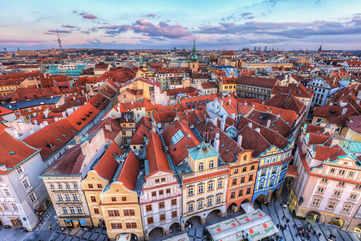 Get lost in Prague's Old Town